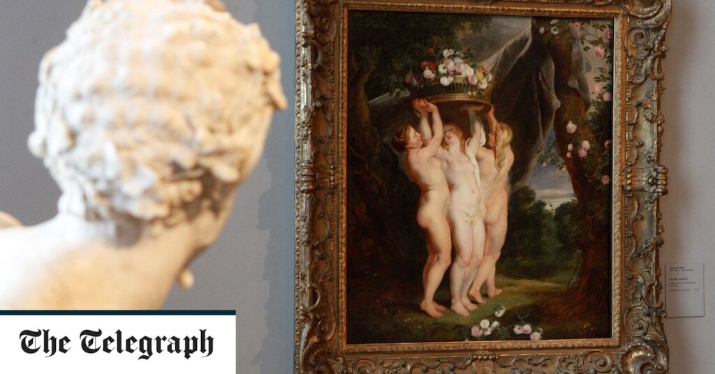 Vienna galleries post photographs of art on OnlyFans after being 'censored' by Facebook