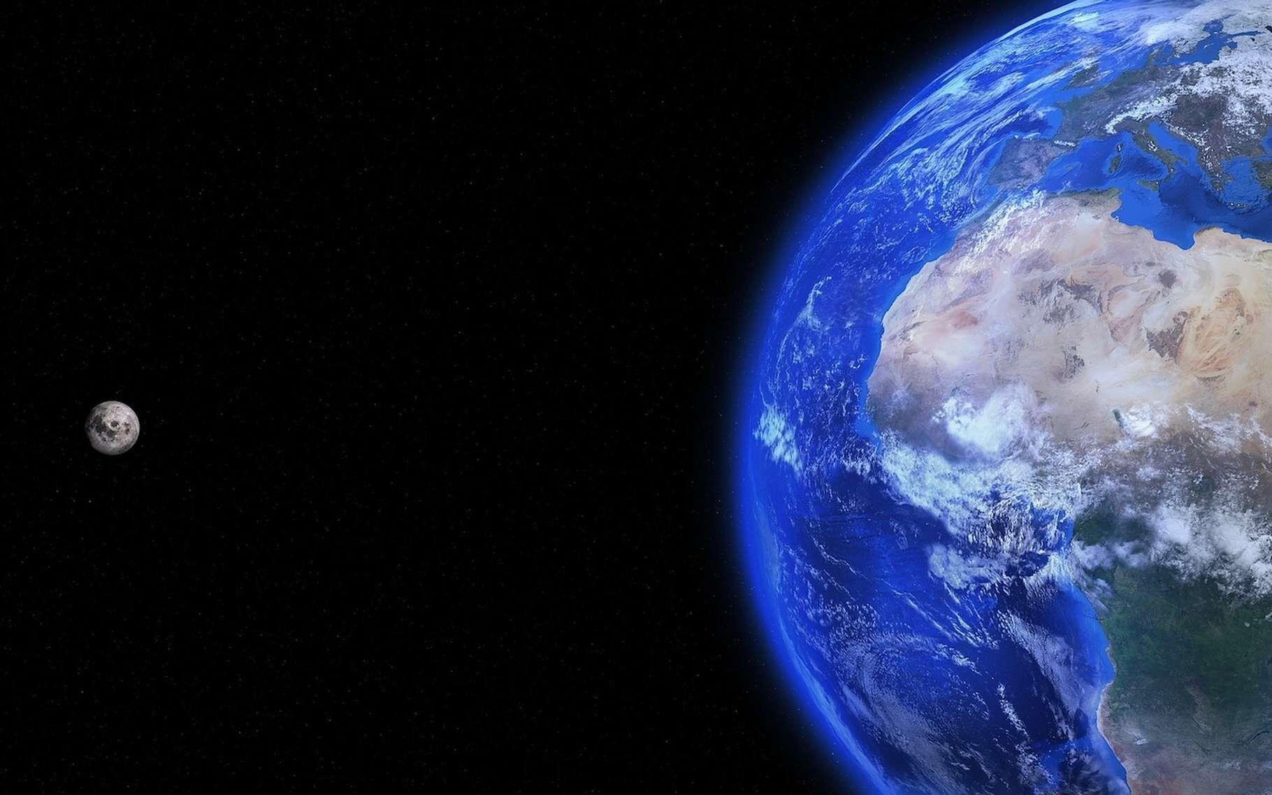 Au moment de l'observation, C/2014 UN271 se situait tout de même à une distance de plus de 2,8 milliards de kilomètres de la Terre.