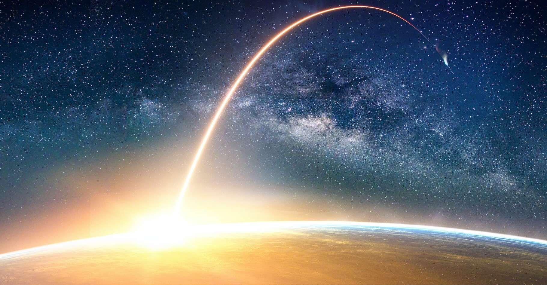 Il n'y avait en effet pas d'autre solution depuis que plus aucune navette spatiale n'était disponible pour aller faire des réparations ou des upgrades de Hubble qui orbite à environ 547 kilomètres au-dessus de la Terre.