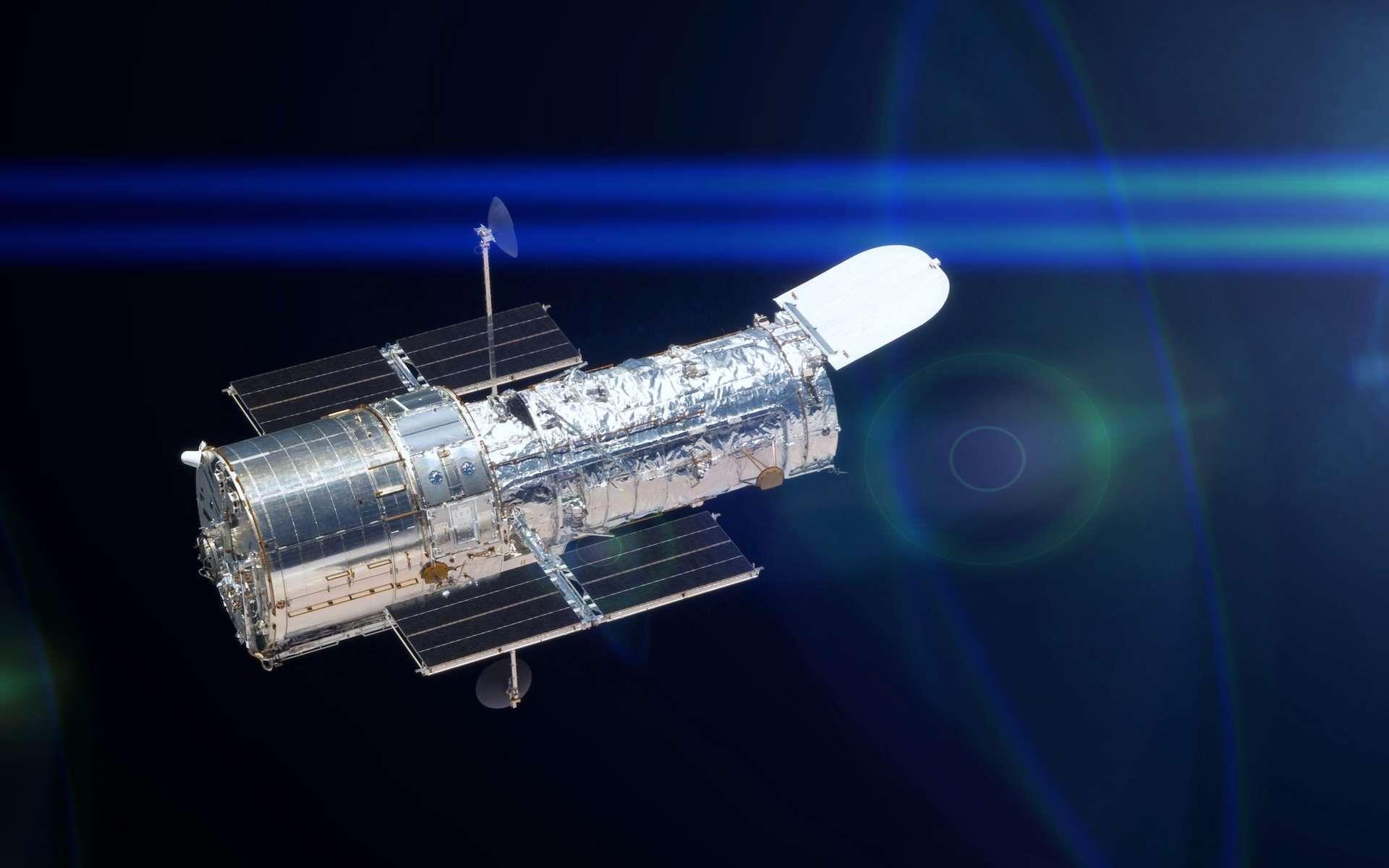 Hubble est de retour et voici ses nouvelles images du cosmos