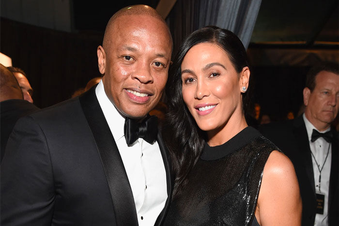Dr. Dre's Ex-Wife Reportedly Served Him at Grandmother's Funeral