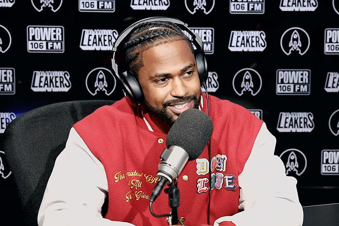 Big Sean Unleashes Freestyle for L.A. Leakers
