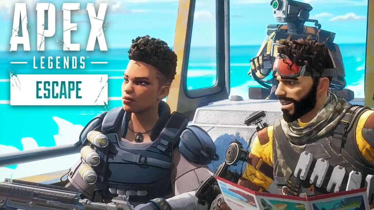 Apex Legends Escape New Map Trailer
